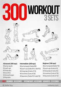 300 workout on pinterest spartan workout 300 abs and