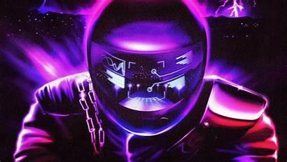 Retro Wallpapers Neon Futuristic 1980s