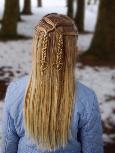 42 cute winter half up braided hairstyles in 2018