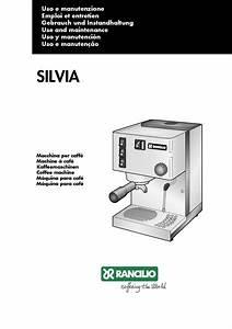 File Silvia V3 Machine Manual Pdf
