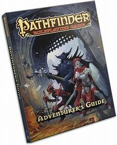 Pathfinder Roleplaying Game  Adventurer U0026 39 S Guide Review