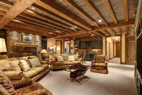 17+ Basement Ceiling Designs,ideas  Design Trends