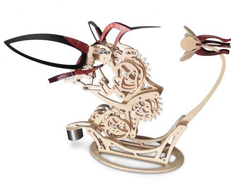 colibri  gorgeous cnc motion sculputre  plans   purchase cnc projects