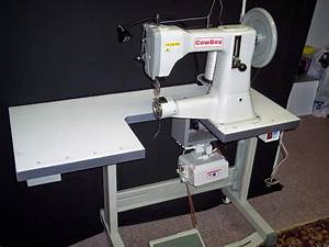 heavy duty industrial sewing machines cowboy cb3200 With letter sewing machine