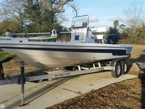Used Boats Jackson Ms by Skeeter New And Used Boats For Sale In Mississippi