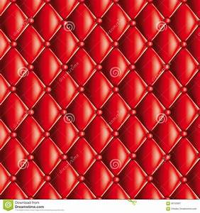 Red Quilted Texture Stock Vector - Image: 58750687