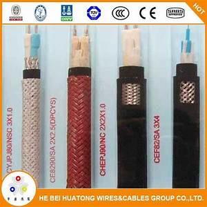 China 0 6  1kv Tinned Flexible Copper Conductor Epr