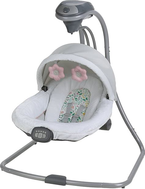 Bany Swings by Graco Oasis Swing Soothe Surround Technology