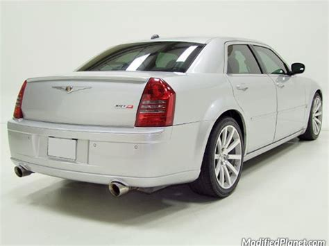 Chrysler 300 Exhaust by 2006 Chrysler 300c Srt8 With Magnaflow Catback Exhaust System