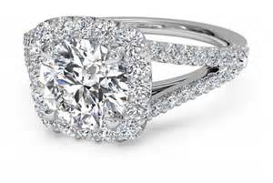 split shank halo engagement rings what is a split shank engagement ring ritani