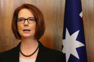 Julia Gillard, Australia Prime Minister, Calls Leadership ...