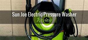 Sun Joe Electric Pressure Washer  Spx3000   Product Review