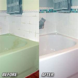 Painting bathroom tile and tub peenmediacom for Bathroom tile paint kit