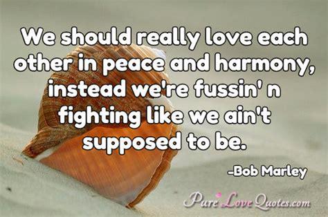 love    peace  harmony