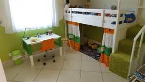 Rideau Pour Lit Mezzanine Ikea by Id 233 Es D 233 Co Et Diy Chambre B 233 B 233 Et Enfant Ikea Bidouilles