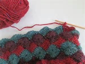 Tapis Au Crochet Tunisien by Gros Plan Sur Le Crochet Tunisien Papieraiguilleciseaux