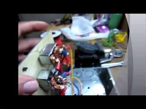 trailer wiring test box youtube