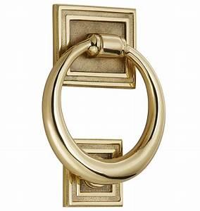 Classic, Ring, Door, Knocker