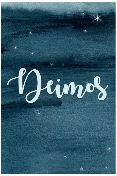 Names Celestial Livingly Deimos Slideshow Start