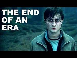 Harry Potter Deathly Hallows Part 2 Ends Magic Epic ...