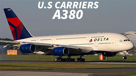 Why Don't U.S CARRIERS ORDER the A380? - YouTube