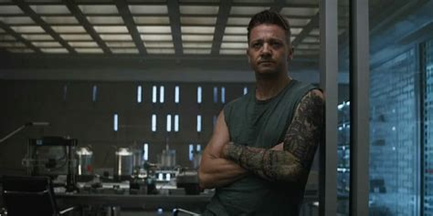 Hawkeye Tattoo The New Avengers Endgame Trailer