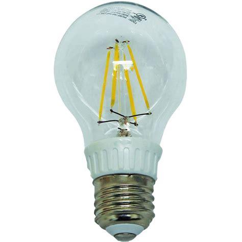 lighting science 4 watt led a19 bulb 40 watt equal