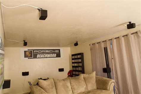 MobileES' Home Theater Gallery - Apt. Atmos setup.... (17 ...
