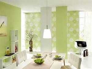 Wohnzimmer Wandgestaltung Farbe : wandgestaltung ~ Markanthonyermac.com Haus und Dekorationen