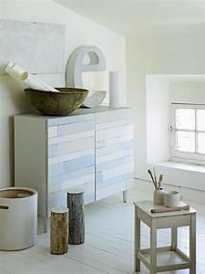 Cagette Bois Deco : un meuble en bois de cagette marie claire ~ Teatrodelosmanantiales.com Idées de Décoration