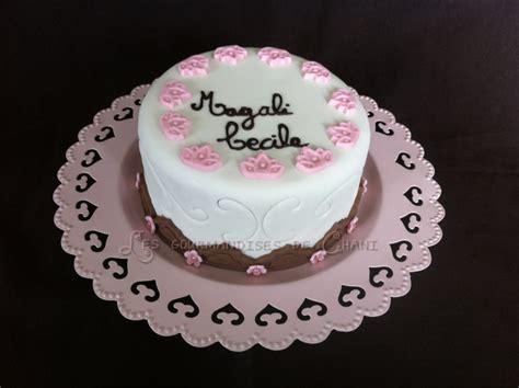 g 226 teau d anniversaire blanc et chocolat les gourmandises de chani