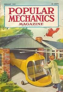 Vintage: Popular Mechanics Magazine, 1951 | Popular ...