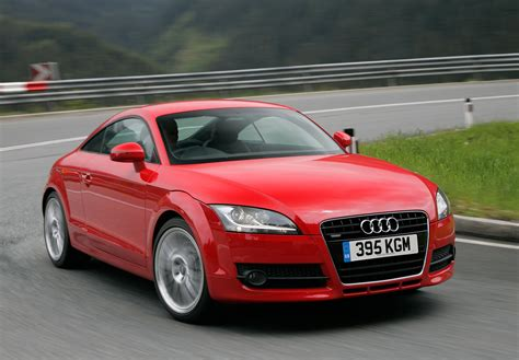 Audi Tt Coupe Picture by 2006 Audi Tt Coup 233 3 2 Quattro Related Infomation
