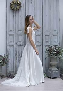 robe mariee dentelle occasion le son de la mode With robe de marié pas cher avec bijoux mariee boheme