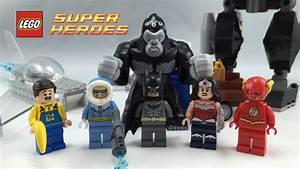 Lego Set Peek - Gorilla Grodd goes Bananas ~ ToyLab