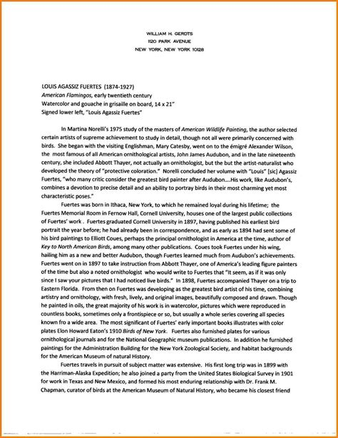 personal essay exles for college admission exle of a personal statement for college template