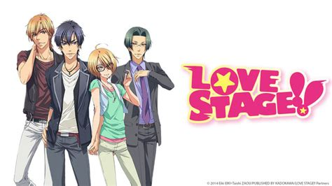 Download Anime Romance Comedy Sub Indo Mp4 Love Stage Episode 1 10 End Sub Indo Download Batch