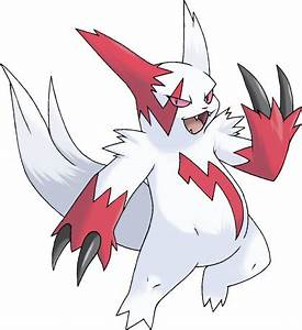 Zangoose Pokédex: stats, moves, evolution, locations ...