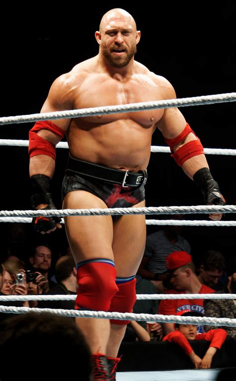 Ryback Wrestler Wikipedia  Autos Post