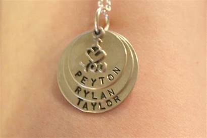 Personalized Jewelry Designs Necklace Giveaway Closed Initial
