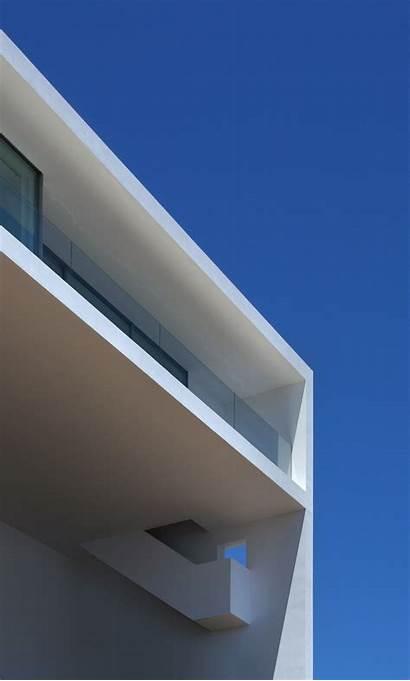 Acantilado Silvestre Fran Casa Minimalist Cliff Arquitectos
