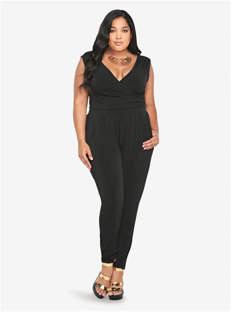 jumpsuit plus size the curvy fashionista trending now 15 plus size