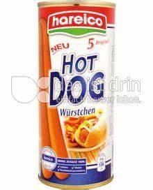 Hot Dog Kalorien : hareico hot dog w rstchen 271 0 kalorien kcal und inhaltsstoffe das ist drin ~ Watch28wear.com Haus und Dekorationen