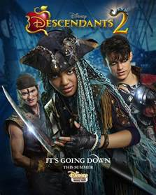Harry Hook 2 Disney Descendants
