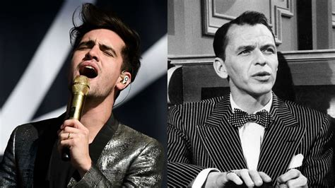 Panic! At The Disco Honors Frank Sinatra With 'death Of A