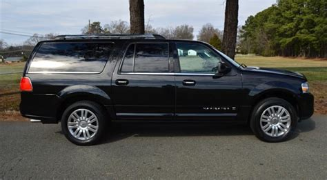 2012 Lincoln Navigator L Uber Black Suv Tlc Ready