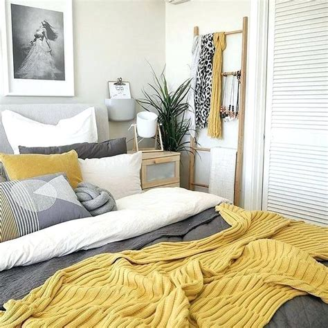 Grey And Mustard Bedroom Ideas Psoriasisgurucom