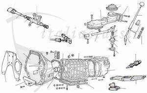 Fiat    124 Abarth Rally    Antrieb    Getriebe    Kupplung