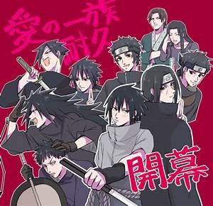 Kagami Uchiha And Shisui Uchiha   www.pixshark.com ...