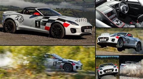 Jaguar F-type Rally Concept (2018)